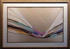 Elba Alvarez Noriama Seigraph framed Hand Signed FINE ART, SUBMIT AN OFFER!