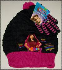 Girls I CARLY Hat & Glove Set-NWT