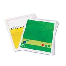 Fellowes 5200501 Laminating Pouches, 11-1/2 x 9, 3 mil, 25 /Pack ~ Free Shipping