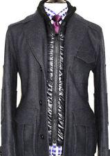 HUGO BOSS Polyester Zip Neck Coats & Jackets for Men