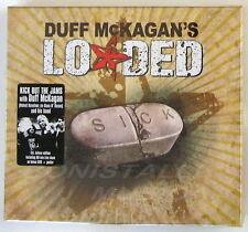 DUFF McKAGAN'S - LO*DED SICK - CD +  DVD Limited Deluxe Edition Bonus Sigillato