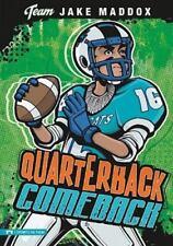 Stevens, Eric/ Tiffany, Sea...-Quarterback Comeback  BOOK NEW
