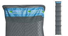 Brand New Preston Innovations 2.5 m Quick Dry Silver bourriche (fknet 9)