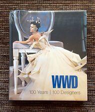 BRAND NEW SEALED WWD Women's Wear Daily 100 Years, 100 Designers: Bridget Foley