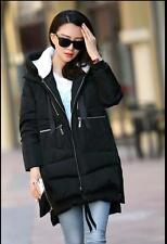 Women Winter Warm Orolay Style thicken Padded Coat Hooded Jacket Parka Outwear !