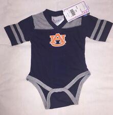 University Of Auburn Tigers Jersey Creeper Size 6 Months Football Fanwear