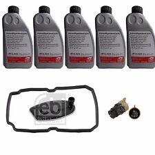 MERCEDES Ölwechsel Set Inspektions-Kit für Automatikgetriebe 5Liter FEBI ÖL