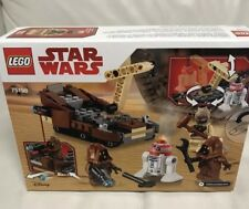 NEW **SEALED **STAR WARS LEGO SET 75198 TATOOINE BATTLE PACK - IN HAND