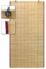 Arella in Bamboo con Carrucole 150x300 Cm Arelle Canne Bambu Bambù Ombra Utilia