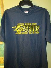 United States Navy SEALS Extra Large T-Shirt by Murina