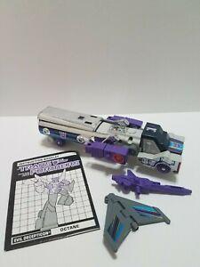 G1 Transformers Octane Complete!