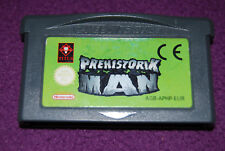 PREHISTORIK MAN - Titus Software - Jeu Plate-Forme Game Boy Advance GBA EUR