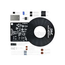 METAL DETECTOR KIT ELETTRONICO CORRENTE CONTINUA 3V-5V 60mm sensore senza contatto Modulo Kit fai da te