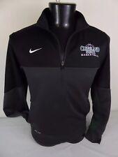 Nike Dri Fit Cleveland State Basketball Full Zip Jacket Small