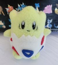"""Pokemon Plush apprx.4"""" 1998 Doll figure Japan Bandai mini friends togepi"""