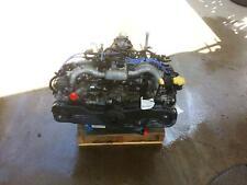 SUBARU OUTBACK ENGINE 2.5, EJ25, SOHC, 3RD GEN, 12/98-08/03  98 99 00 01 02 03