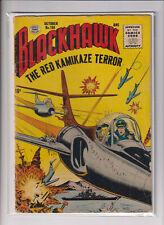 BLACKHAWK #105 AFFORDABLE GRADE GREAT AERIAL BATTLE COVER
