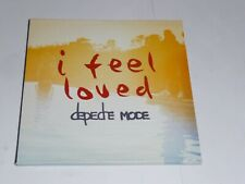 Depeche Mode - I feel loved PROMO CD Single in Double Sleeve