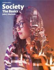 Society: The Basics (14th Edition) Books a la Carte Edition- Access Card & Book