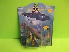 "Sea Quest DSV  Darwin the Dolphin 5.5""in Long Figure w/Dolphin Tube Blueprint"
