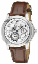 Accurist Analogue Silver Case Wristwatches