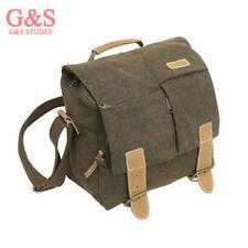 Vintage sac à bandoulière en toile DSLR appareil photo Nikon Sony Canon CC-54M