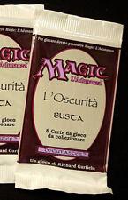 MTG WOTC Italian Dark CCG Booster Pack New Magic the Gathering 1994