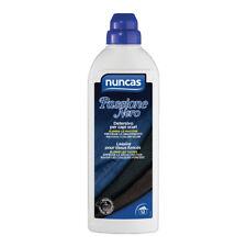 NUNCAS Detersivo bucato Passione Nero cotone lino viscosa sintetici 750 ml
