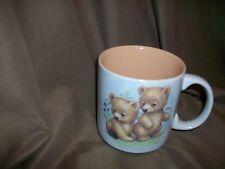 ENDANGERED YOUNG'UNS MOREHEAD INC. COFFEE MUG BROWN BEARS