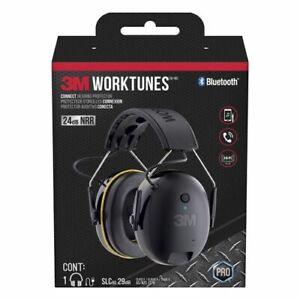 3M WorkTunes Call Connect Bluetooth Ear Muffs
