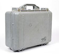 Pelican protector case 1520 grey vintage model (ideal for 4X5 or medium format)