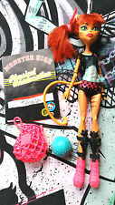 MONSTER  HIGH CATTY NOIR + MOUSCEDES + BONUS RARE CAT 3 DOLL LOT