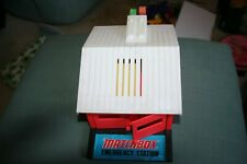 Matchbox Emergency Station (Lesney Products, '70s)