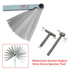 Motorcycle Scooter Engine Valve Screw Spanner Tool Fit for GY6 50 150cc Durable