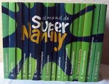 EL MANUAL DE SUPER NANNY - EDUCA A TU HIJO PARA QUE SEA FELIZ COMPLETO 16 LIBROS