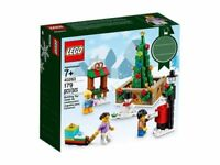 LEGO® 40263 Christmas Town Square Edition 2017 Holiday Set - FACTORY SEALED