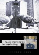 Classic Experiments in Psychology-ExLibrary