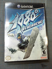 1080 AVALANCHE NTSC USA GAMECUBE NUEVO PRECINTADO NGC NEW SEALED