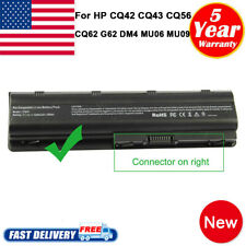Battery for HP Pavilion CQ42 593553-001 MU06 MU09 G4 G6 G7 G62 CQ42 CQ56 Series