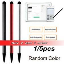 Para Tablet iPad Teléfono Celular Pantalla táctil capacitiva lápiz Samsung PC Stylus Lápiz