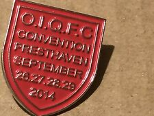 Queen Convention 2014 Official Fanclub Badge
