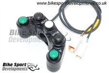 BSD Racing Lenkerschalter-Einheit links - Ducati Panigale 1199R / 1299