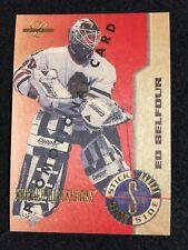 1996 Donruss Leaf: Limited ,stick side,Ed Beleour.     PROMO/2500. 8of8