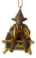 The San Francisco Music Box Company Phantom Monkey Figurine Ornament
