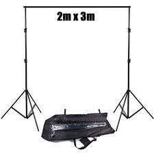 Photography Heavy Duty Background Lighting Stand Backdrop Support Tripod Stands