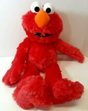 "Sesame Street Live LARGE ELMO 20"" Plush STUFFED ANIMAL Toy Tag"