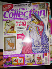 Cross stitch collection, magazine n°203, Joan Elliott