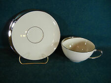 Pickard Crescent Ivory Cup and Saucer Set(s)