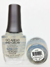 Morgan Taylor  Nail Lacquer - Go Ahead And Grow Base Coat - 51004