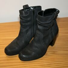 Gabor Stiefelette, Größe 6,5 (UK) bzw. Größe 40 (EUR),  Leder